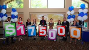 2018 Cox Diversity Scholarship recipients
